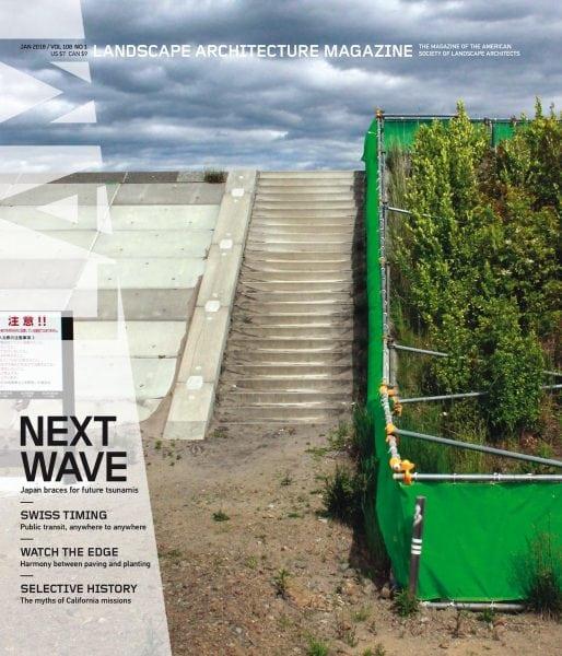 Download Landscape Architecture Magazine USA — January 2018
