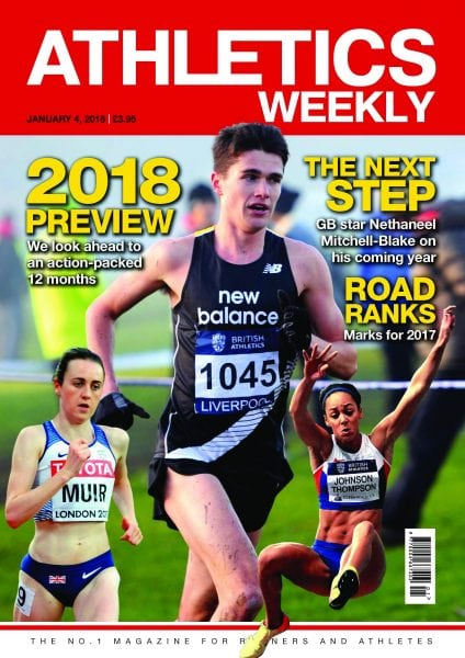 Download Athletics Weekly — January 04, 2018