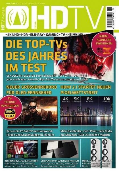Download HDTV Magazin — Januar 2018