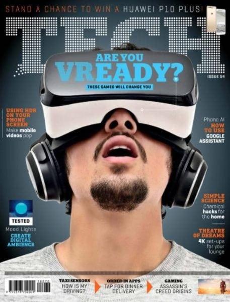Download Tech Magazine — February 2018
