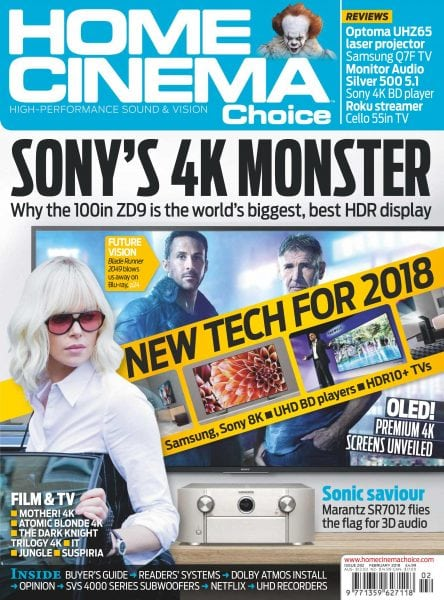 Download Home Cinema Choice — February 2018