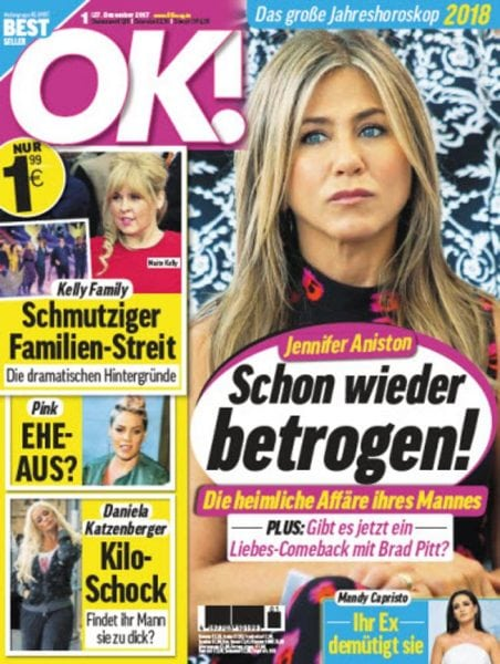 Download OK! Germany No 01 – 27. Dezember 2017