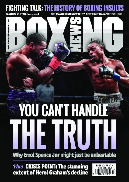 Download Boxing News — January 25, 2018