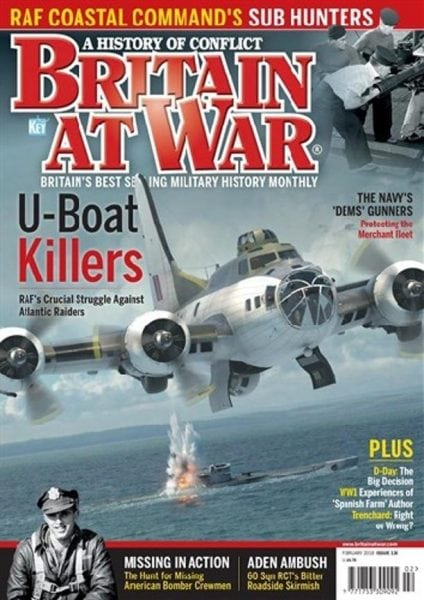 Download Britain at War Magazine — Issue 130 ( February 2018)