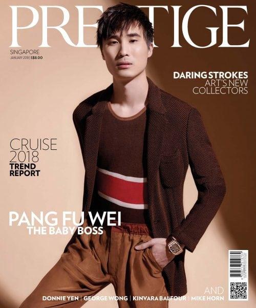 Download Prestige Singapore — January 2018