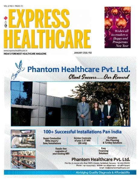 Download Express Healthcare — January 2018