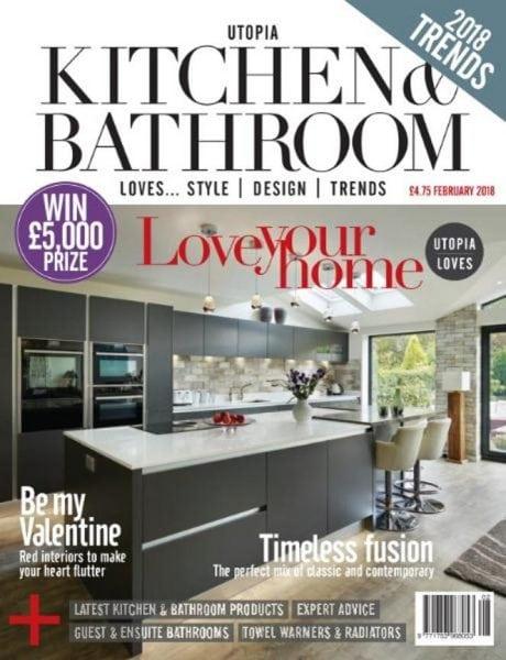 Download Utopia Kitchen & Bathroom — February 2018