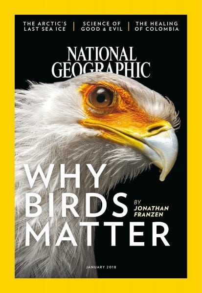 Download National Geographic USA — January 2018