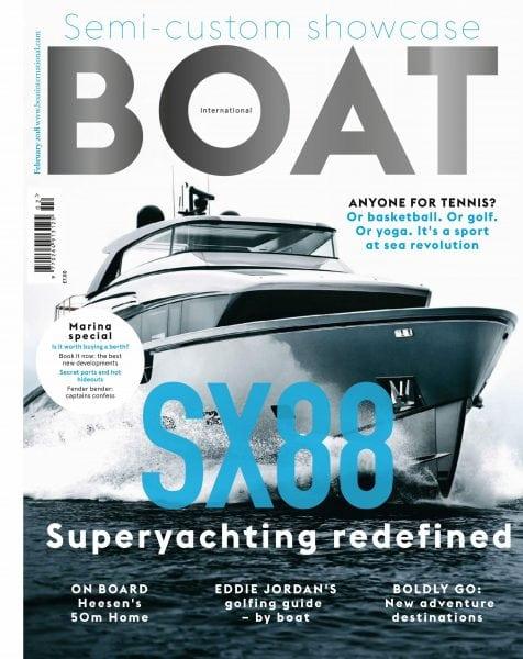 Download Boat International — February 2018