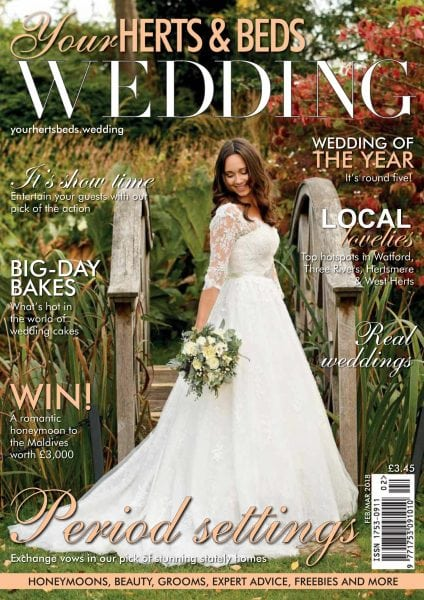 Download Your Herts & Beds Wedding — January 26, 2018