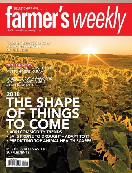 Download Farmer's Weekly — 05 January 2018