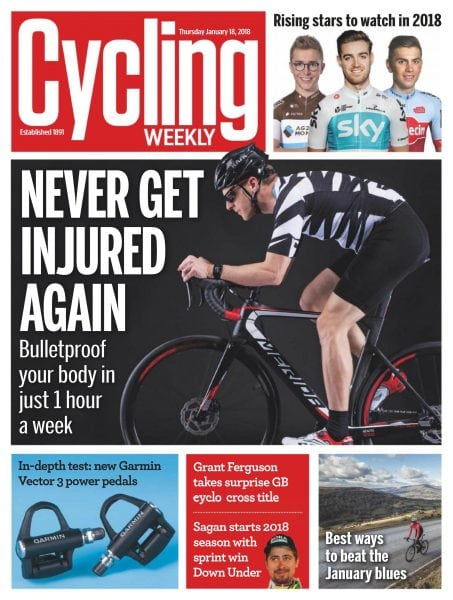 Download Cycling Weekly — January 18, 2018