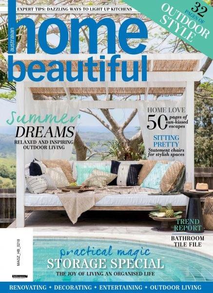 Download Australian Home Beautiful — February 2018