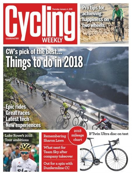 Download Cycling Weekly — January 03, 2018