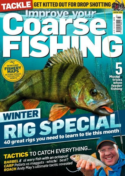 Download Improve Your Coarse Fishing — February 2018