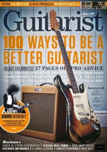 Download Guitarist — February 2018