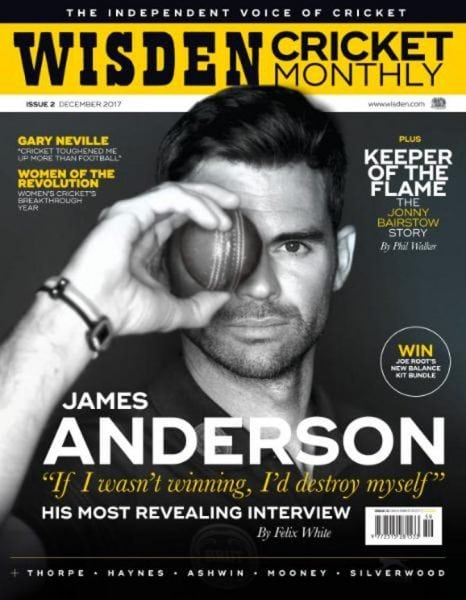 Download Wisden Cricket Monthly — December 2017