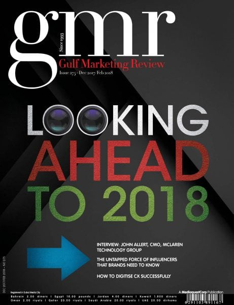Download Gulf Marketing Review — January 2018