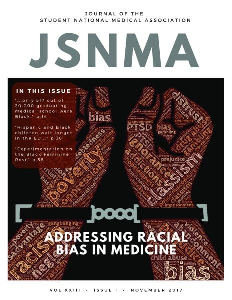 Download Journal of the Student National Medical Association (JSNMA) — January 2018