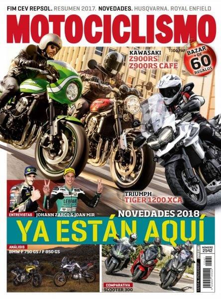 Download Motociclismo España — 12 diciembre 2017