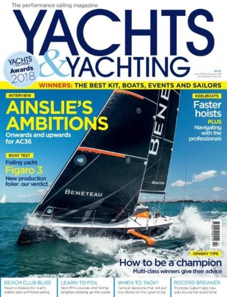 Download Yachts & Yachting — February 2018