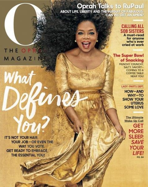 Download O, The Oprah Magazine — February 2018