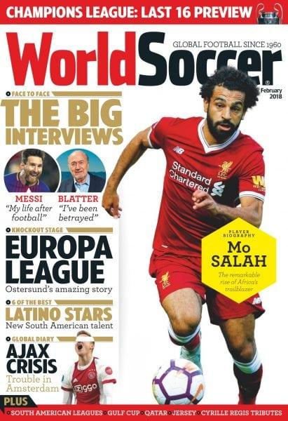 Download World Soccer — February 2018