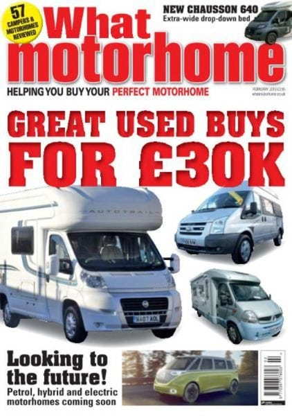 Download What Motorhome — February 2018