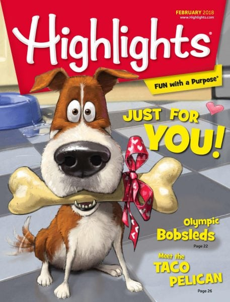 Download Highlights for Children — February 2018