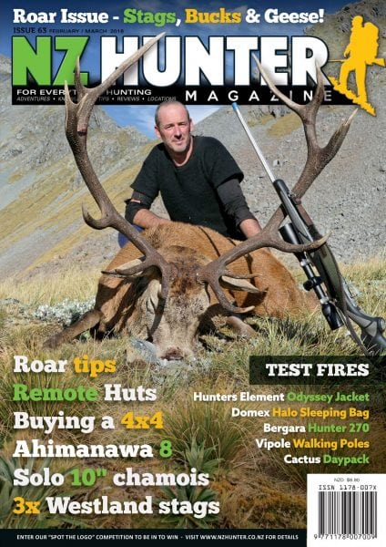 Download NZ Hunter — January 24, 2018
