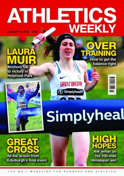 Download Athletics Weekly — January 18, 2018