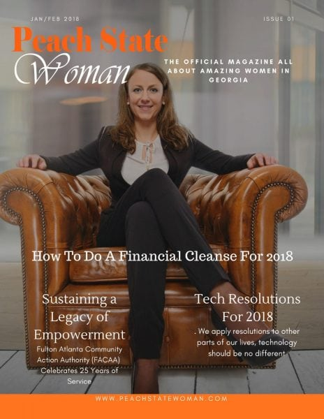 Download Peach State Woman — January 09, 2018