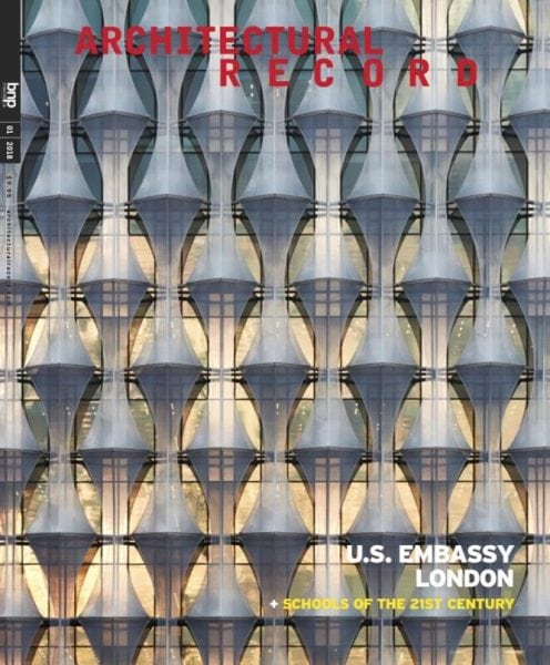 Download Architectural Record — January 2018