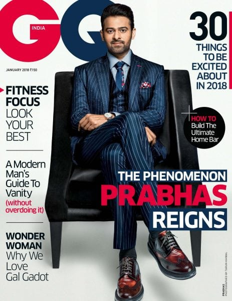 Download GQ India — January 2018