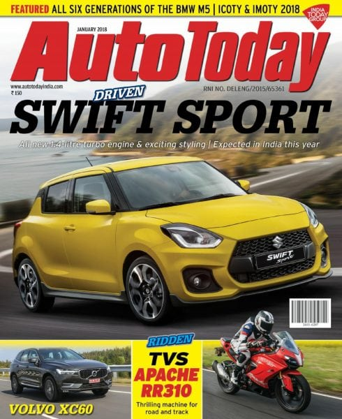 Download Auto Today — January 2018