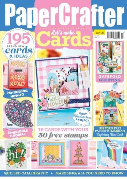 Download Papercrafter — Issue 117 2018