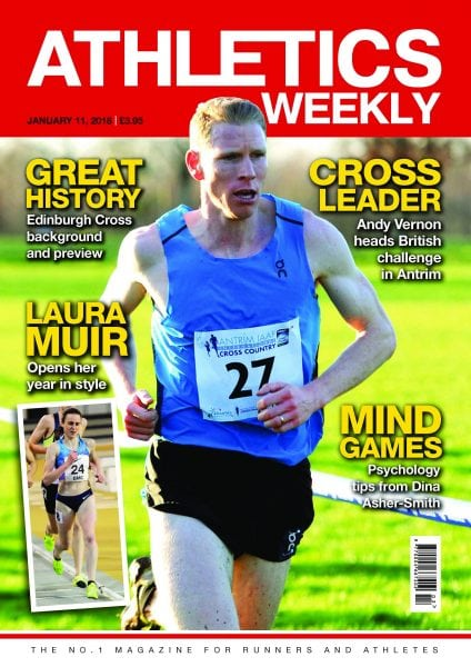 Download Athletics Weekly — January 11, 2018