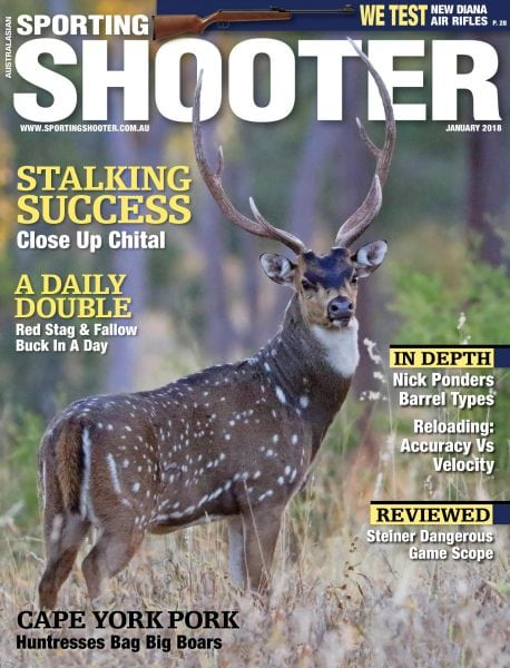 Download Sporting Shooter Australia — January 2018