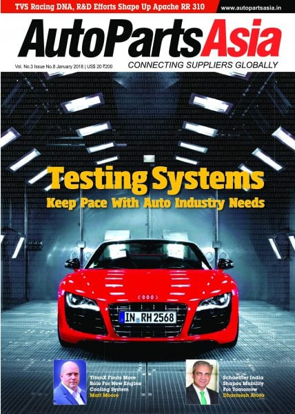 Download Auto Parts Asia — January 2018