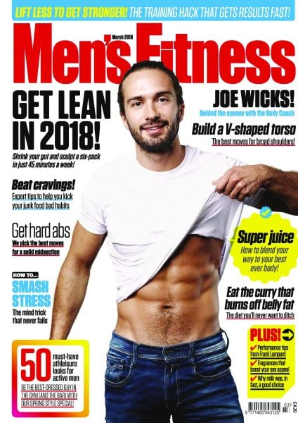 Download Men's Fitness UK — March 2018