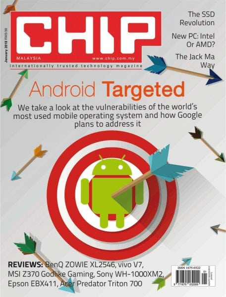 Download Chip Malaysia — January 2018