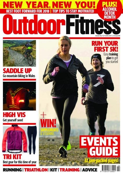Download Outdoor Fitness — February 2018