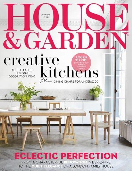 Download House & Garden UK — February 2018