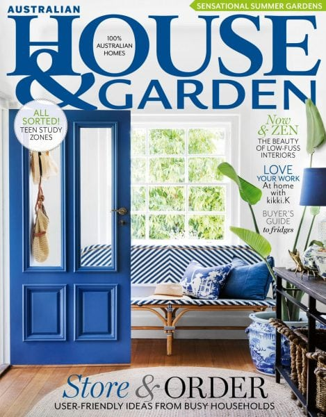 Download Australian House & Garden — February 2018