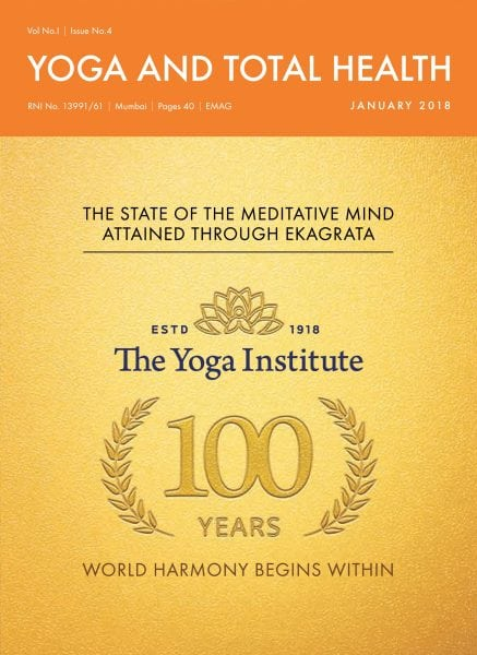 Download Yoga and Total Health — January 2018