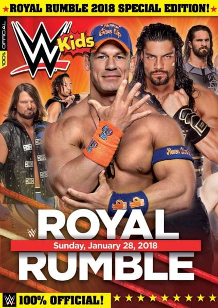 Download WWE Kids — January 2018