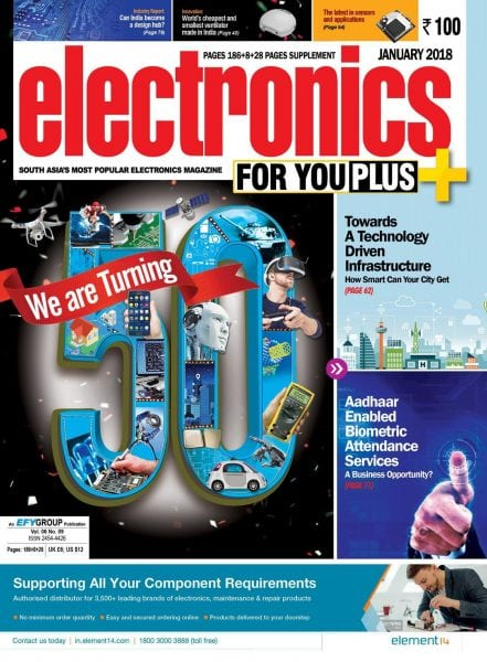 Download Electronics For You — February 2018