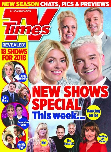 Download TV Times — 06 January 2018