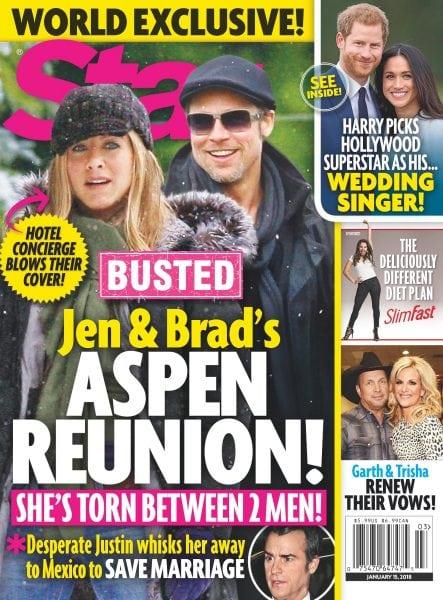 Download Star Magazine USA — January 15, 2018