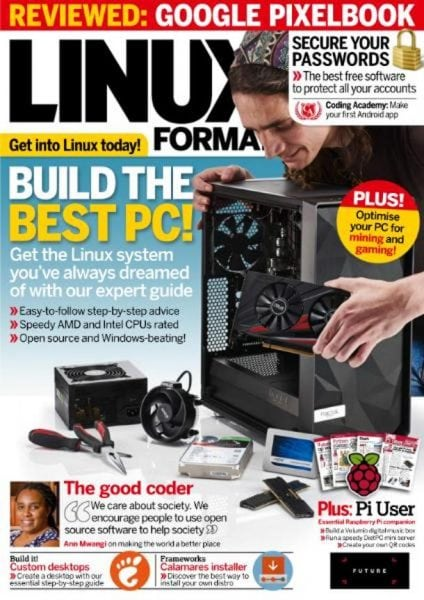 Download Linux Format UK — February 2018